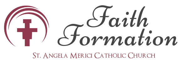 Faith Formation at St. Angela Merici Catholic Church in Missouri City TX